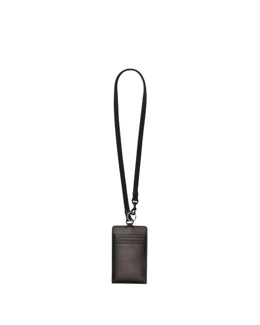 Чехол Для Смартфона С Логотипом Alexander McQueen для него, цвет: Black