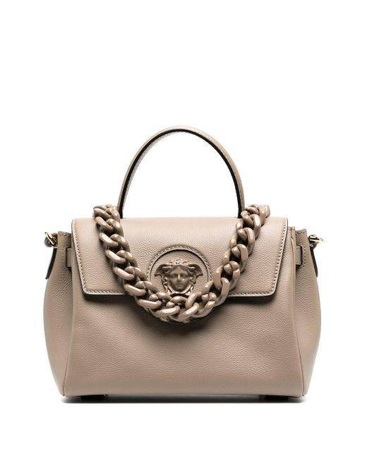 Versace メデューサ ハンドバッグ Multicolor