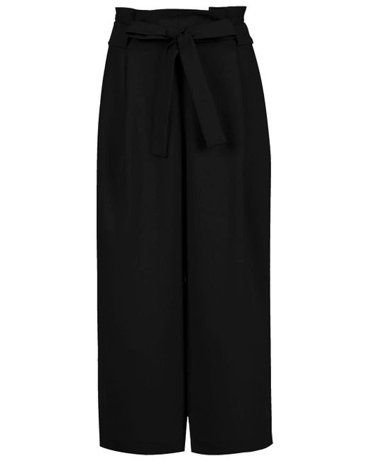 Olympiah Machu Pichu クロップドパンツ Black