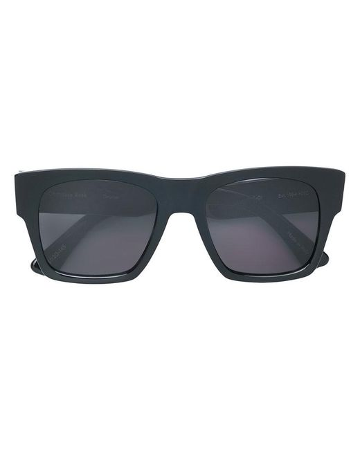 Christian Roth Eyewear - Black Droner Sunglasses - Lyst