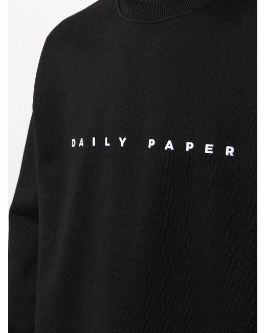 メンズ Daily Paper Alias Tシャツ Black