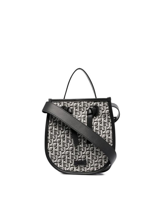 KENZO Courier バケットバッグ Black