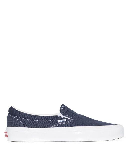 メンズ Vans Ua Og Authentic スニーカー Blue