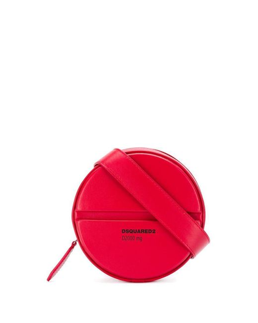 DSquared² Red Pill Crossbody Bag