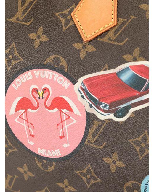 Louis Vuitton プレオウンド スピーディ 30 ハンドバッグ Multicolor