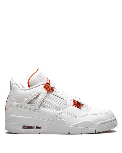 メンズ Nike Air 4 Retro スニーカー White