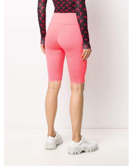 Giada Benincasa Ciao Amore サイクリングショーツ Pink