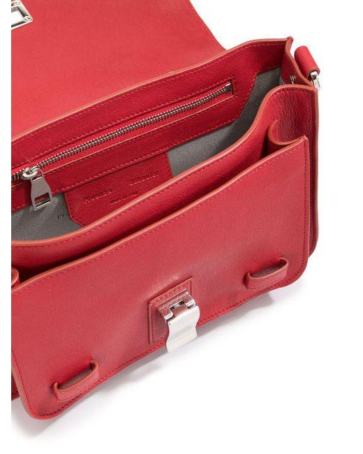 Сумка-тоут Ps1 Среднего Размера Proenza Schouler, цвет: Red