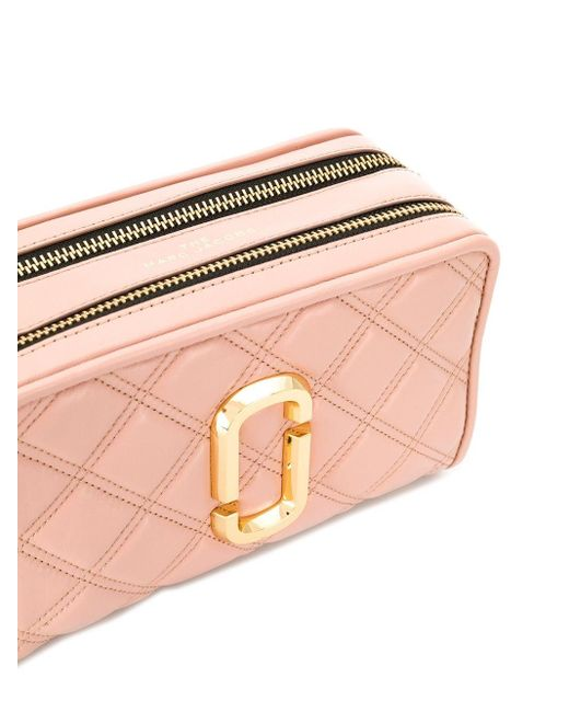 Marc Jacobs Snapshot ショルダーバッグ Pink