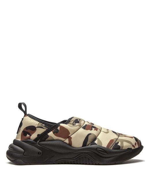 PUMA Black Rs-2k Slip-on Sneakers for men