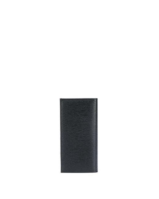 Бумажник С Логотипом Ferragamo для него, цвет: Black