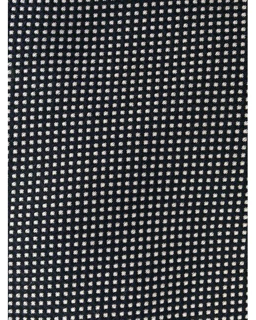 メンズ Dell'Oglio シルク ネクタイ Gray