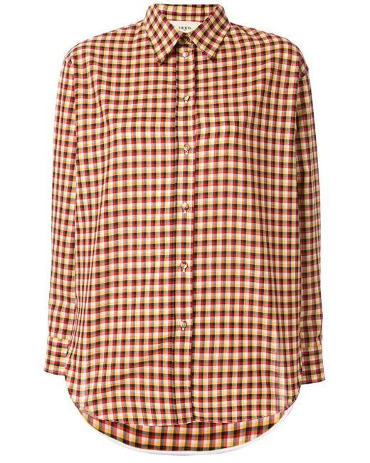 Ports 1961 チェックシャツ Multicolor