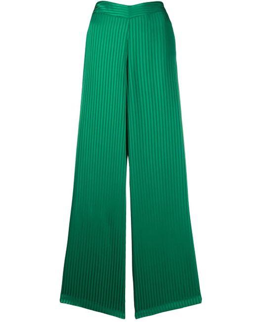 FEDERICA TOSI ワイドパンツ Green