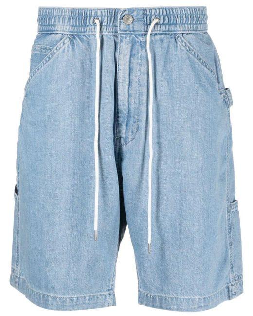 メンズ Levi's デニムショートパンツ Blue