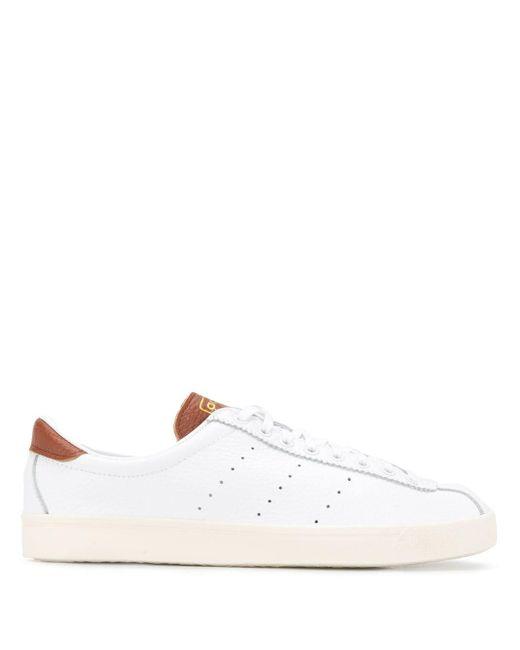 adidas Zapatillas bajas Lacombe de hombre de color blanco