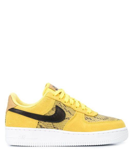 メンズ Nike Air Max スニーカー Yellow