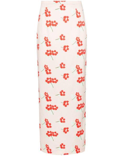 BERNADETTE フローラルプリント スカート Multicolor