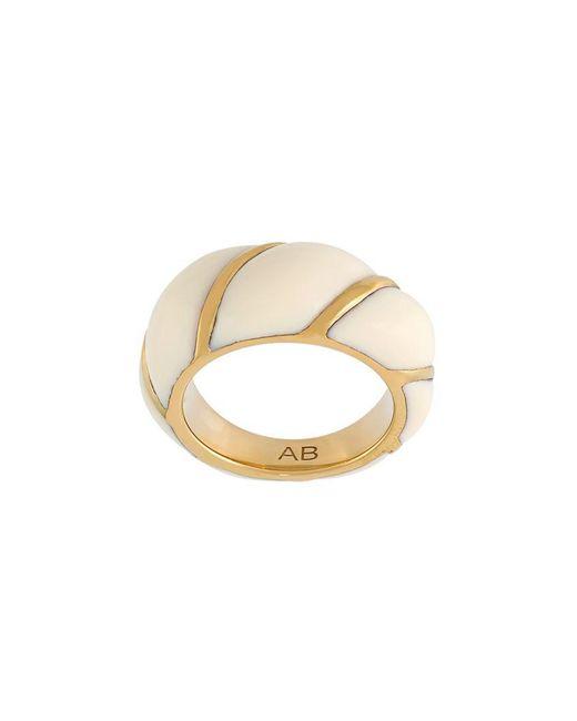 Aurelie Bidermann | Metallic 'diana' Ring | Lyst