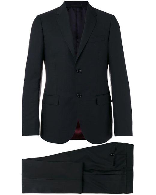 Gucci Black Classic Two-piece Suit for men