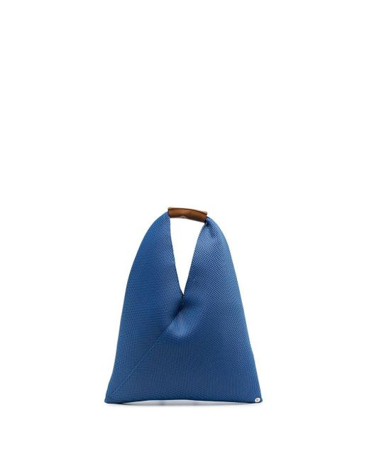 MM6 by Maison Martin Margiela Japanese ハンドバッグ Blue