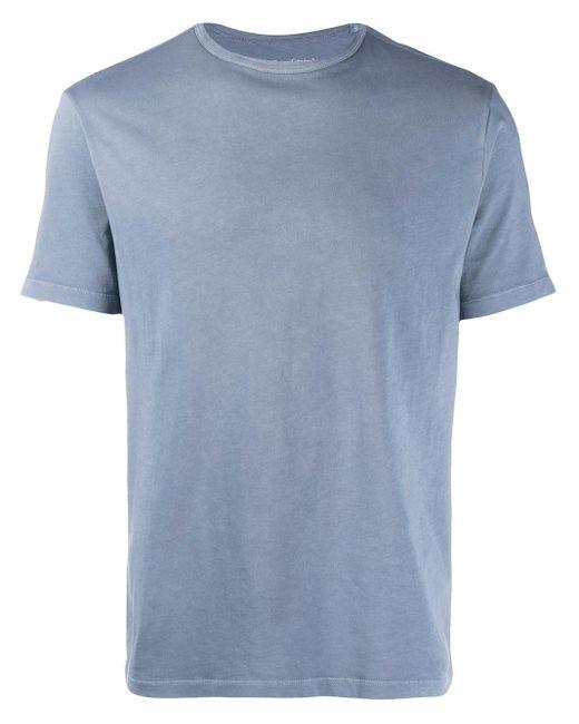 メンズ Officine Generale クルーネック Tシャツ Blue