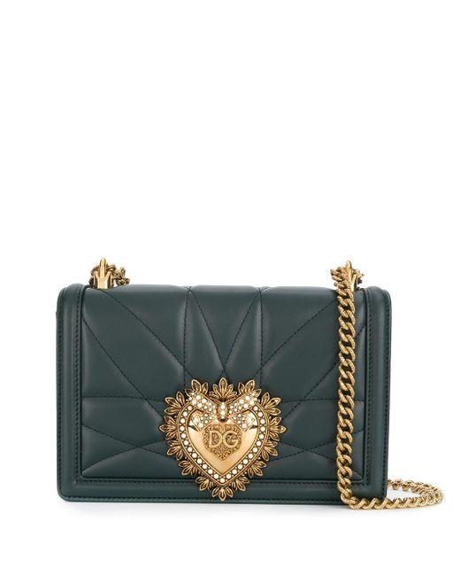 Dolce & Gabbana Devotion ショルダーバッグ Green