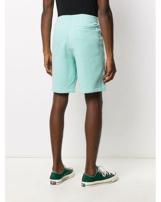 Polo Ralph Lauren Joggingshorts mit Kordelzug in Green für Herren