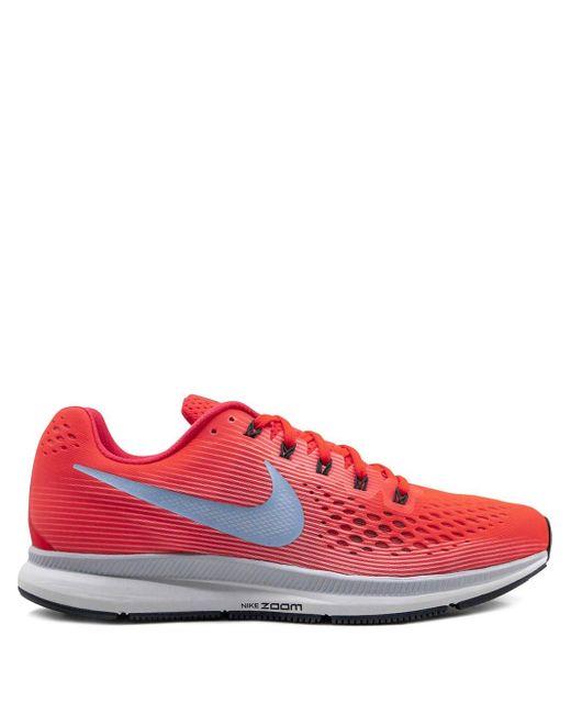 メンズ Nike Air Pegasus 34 スニーカー Red