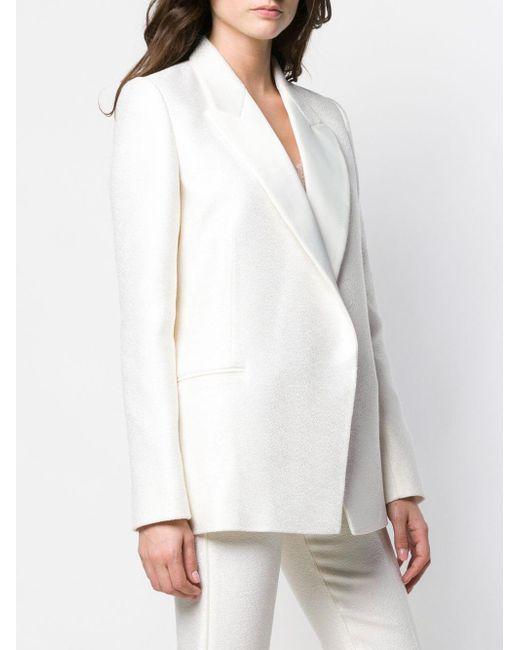 Victoria Beckham ダブルジャケット White
