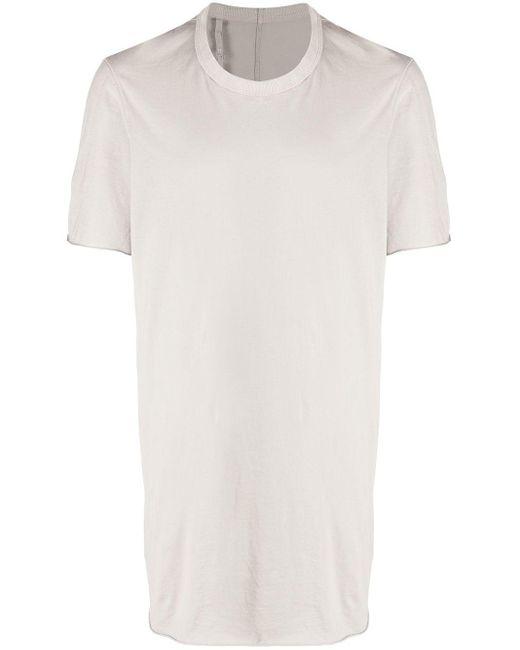 メンズ Boris Bidjan Saberi 11 ボクシーフィット Tシャツ Gray