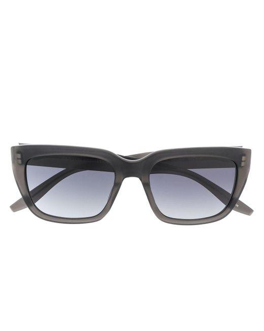 Barton Perreira スクエア眼鏡フレーム Gray