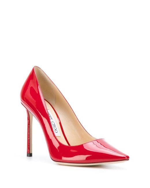 Jimmy Choo Anouk パンプス Red
