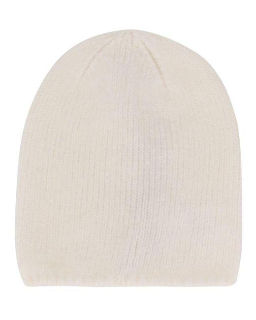Bonnet classique Laneus pour homme en coloris White