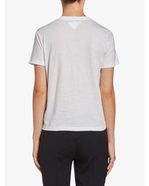 Prada Tシャツ セット White