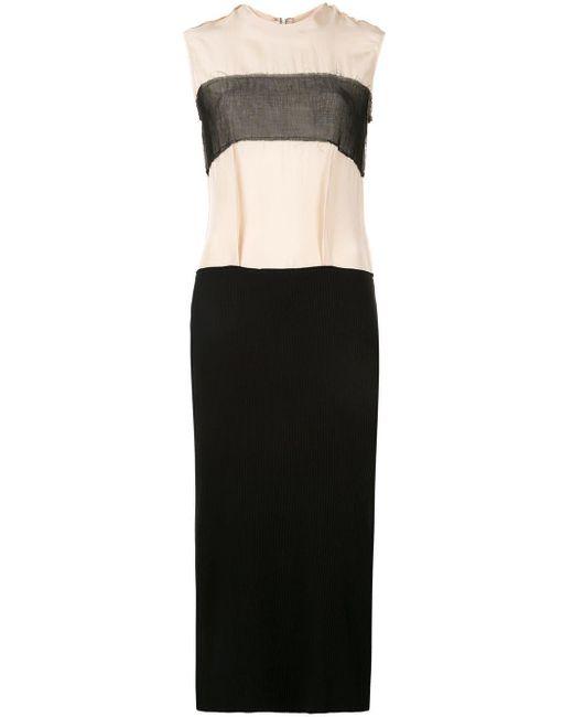 Yang Li ロングドレス Black