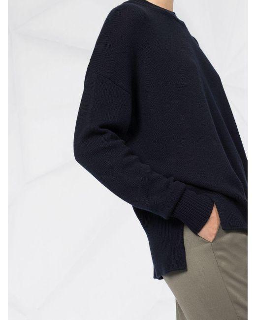 Jil Sander カシミア セーター Blue