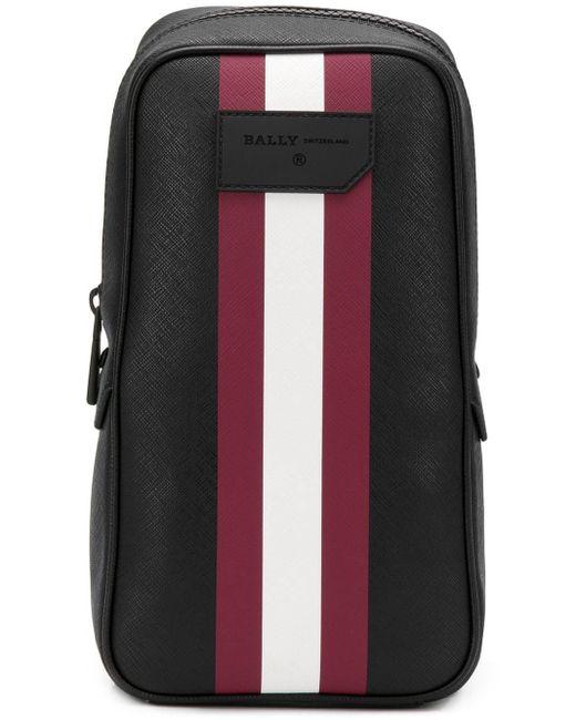 Bally Black Tanis Sling Bag for men