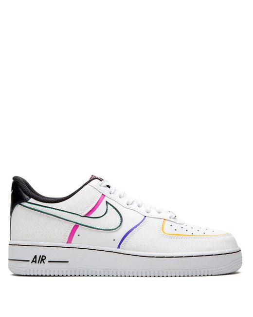 Nike Day Of The Dead Air Force 1 スニーカー White