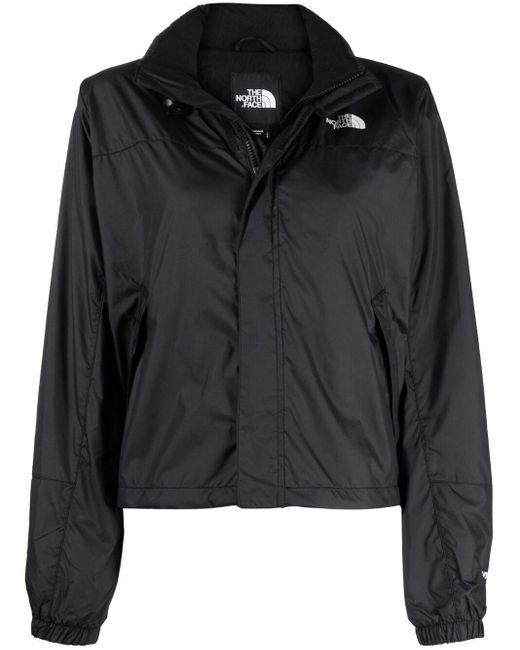 The North Face Black Hydrenaline Windreaker Jacket