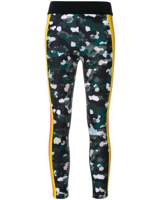 No Ka 'oi | Multicolor Mosaic Camouflage Leggings | Lyst
