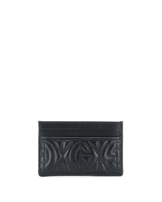 Gucci カードケース Black