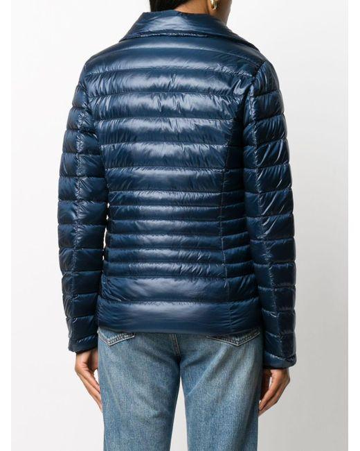 Rossignol キルティング ジャケット Blue