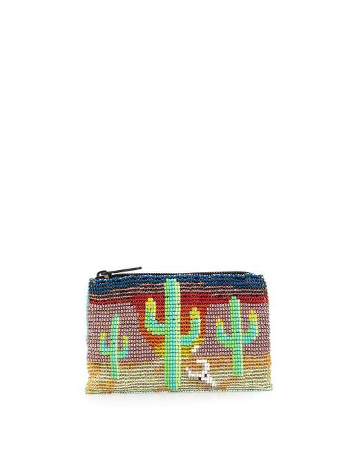 Portafoglio Cactus di Jessie Western in Multicolor