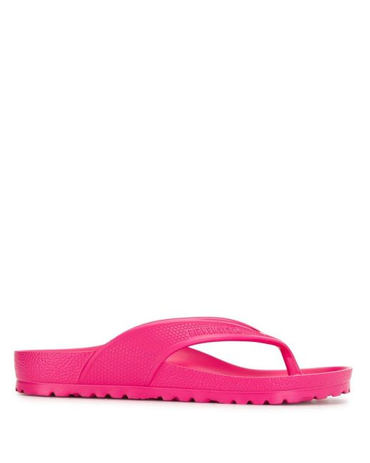 Birkenstock Pink Honolulu Thong Sandals