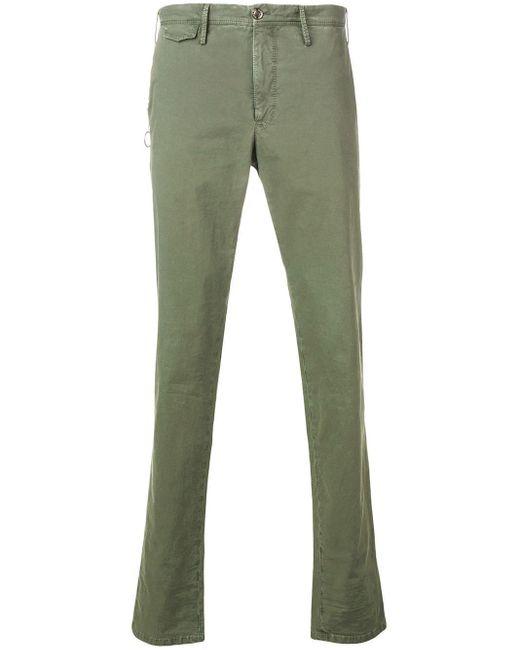 メンズ PT01 ストレートパンツ Green