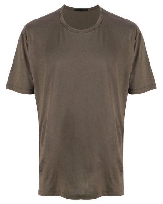メンズ The Viridi-anne クルーネック Tシャツ Green