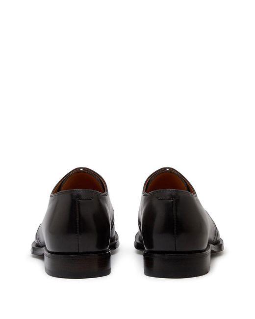 Туфли Оксфорды Dolce & Gabbana для него, цвет: Brown