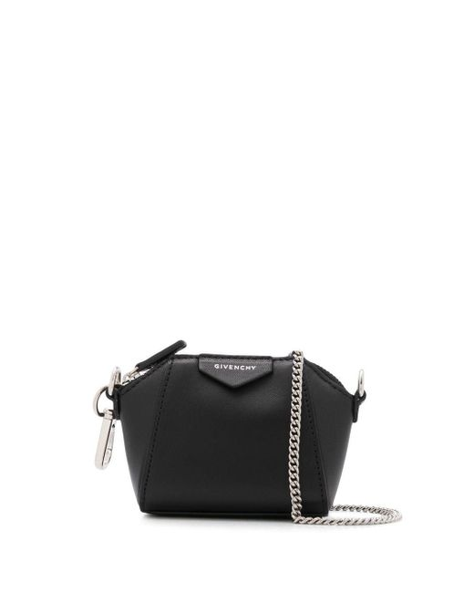 Мини-сумка Antigona Givenchy, цвет: Black