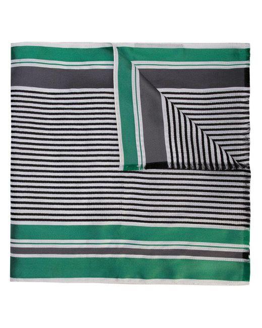 Haider Ackermann ストライプ スカーフ Multicolor